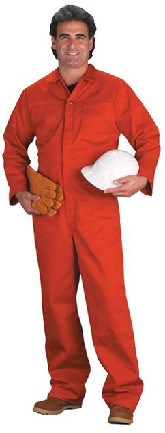 Chicago Protective 9 oz Indura Fire Retardant Coveralls