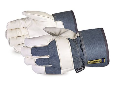 Superior 76BFTL Thinsulate Lined Leather Palm Winter Gloves