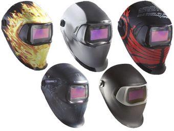 3M Speedglas 100 Auto-Darkening Welding Helmets