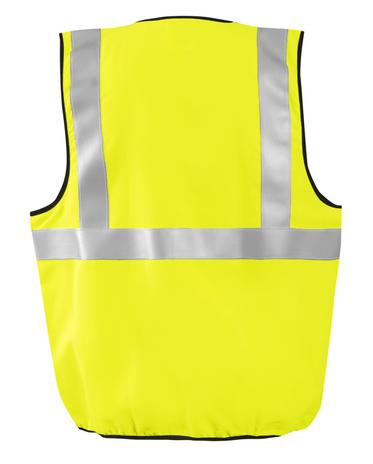 Occunomix OccuLux Flame Resistant Vest LUX-SSG/FR ASTM F1506 Back