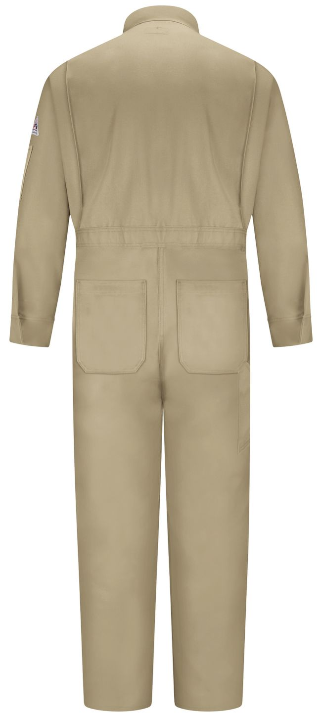 bulwark-fr-coverall-ced4-midweight-excel-deluxe-cat-2-khaki-back.jpg