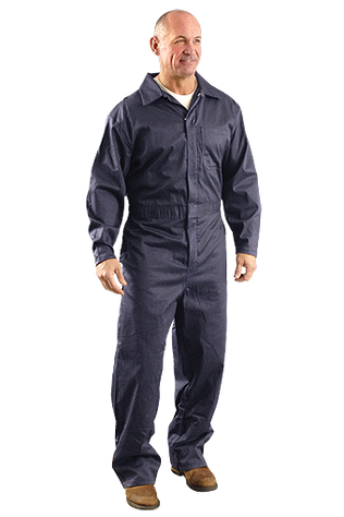 Occunomix G906 Value Cotton Flame Resistant Coverall HRC 1