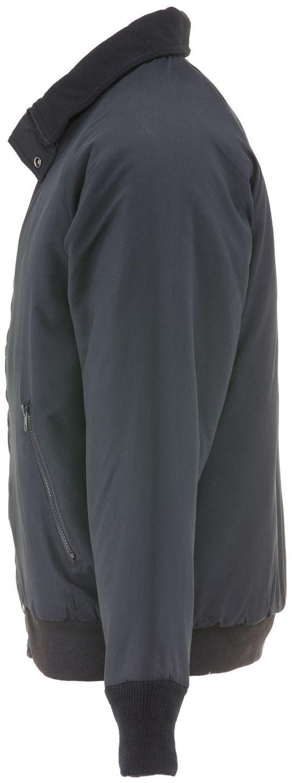 RefrigiWear 0450 Chillbreaker Insulated Work Jacket Black Left