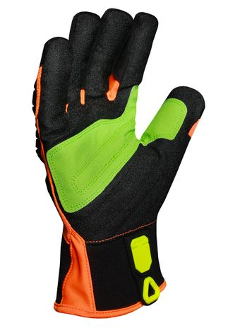 Ironclad INDI-RC5 Industrial Impact Rigger Cut 5 Gloves