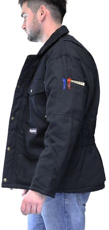 RefrigiWear ComfortGuard Utility Work Jacket 0630 - Side View