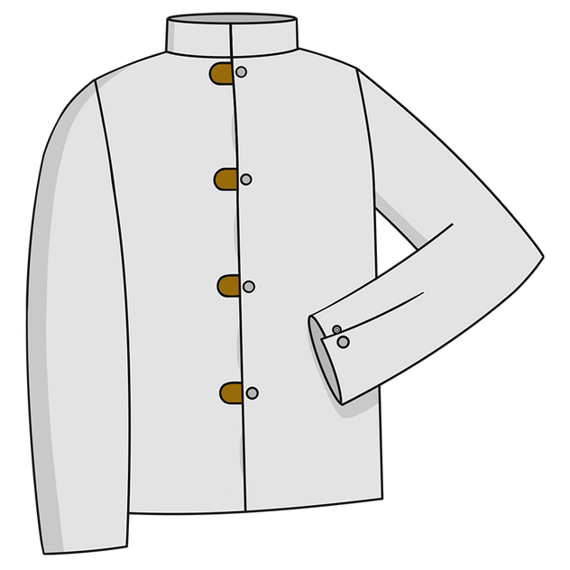 Otterlayer aluminized jacket CJ1-ACF