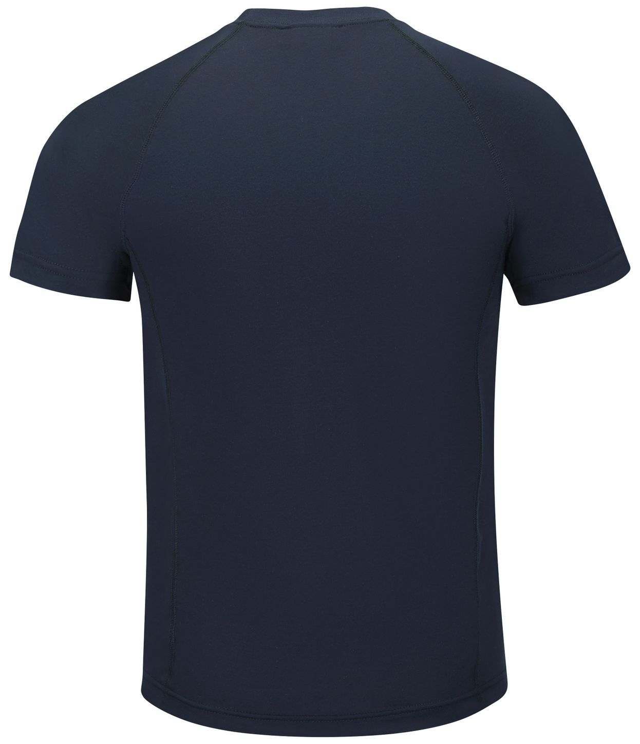Workrite FR Station Wear Tee FT36, Base Layer, Athletic Style Navy Back