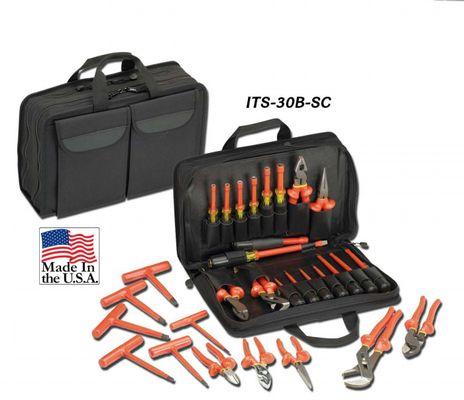 Cementex ITS-30B-SC Basic Electrician's Softcase Set, 30PC