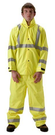 nasco envisage high visibility breathable rain suit