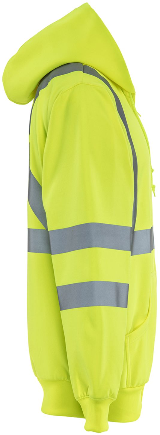 RefrigiWear 0484 HiVis Work Sweatshirt Right