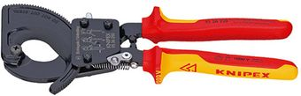 """Knipex Tools 10"""" Insulated Cable Cutters 95 36 250 SBA"""