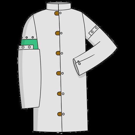 Otterlayer aluminized coat C23-ACF
