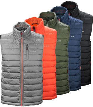 Gyde Supply G1V71501 Calor Heated Vest, Men's