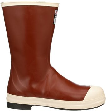 """Tingley MB924B Neoprene Steel Toe Boots - Premium, 12 1/2"""" Tall, Safety-Loc Outsoles Side"""
