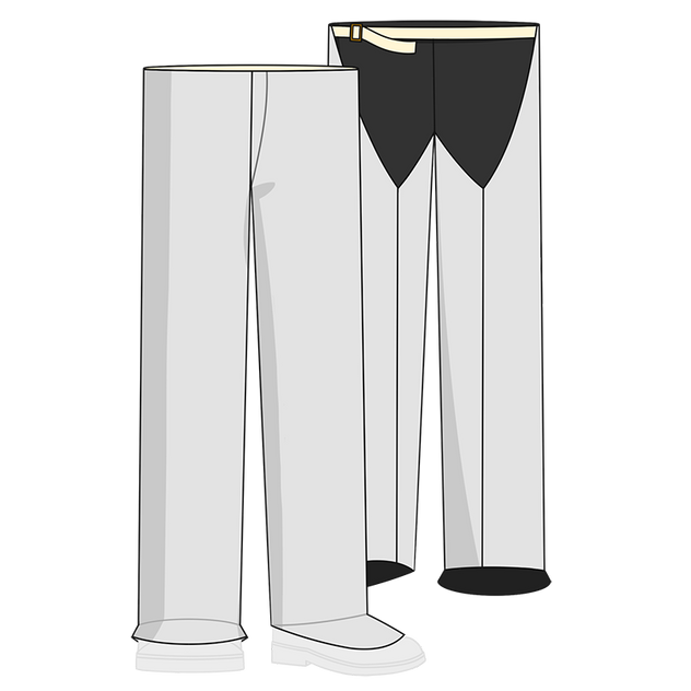 Otterlayer aluminized leggings LH4-ACF