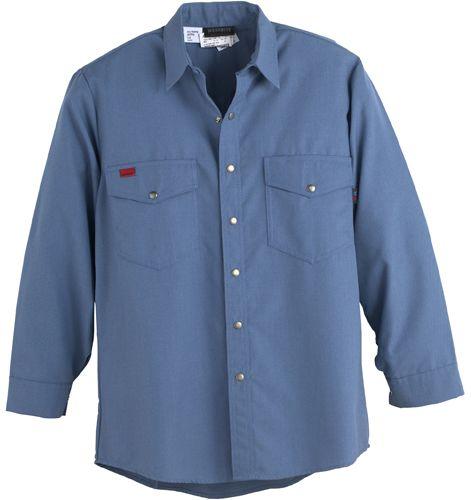 Workrite 4.5 oz Nomex IIIA FR Work Shirt 220NX45