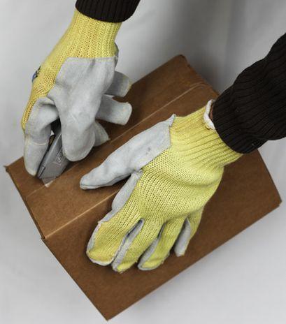 Superior Kevlar Cut Resistant Gloves SKLPSMT - Cutting