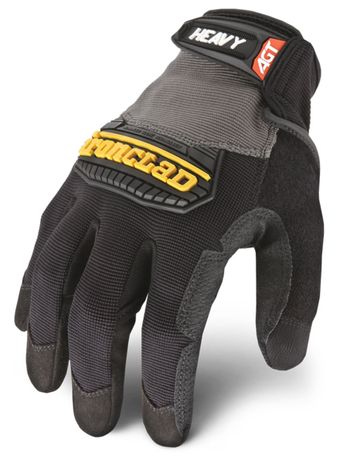 Ironclad Heavy Utility Performance Work Glove Back