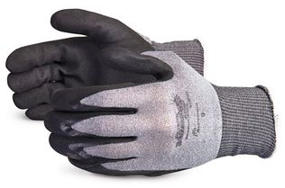 Oil Resistant Nitrile Coated Safety Gloves Superior S13PNT