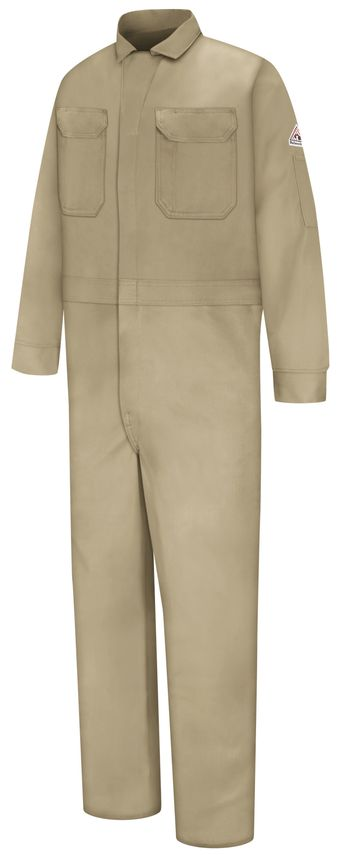 bulwark-fr-coverall-ced4-midweight-excel-deluxe-cat-2-khaki-front.jpg