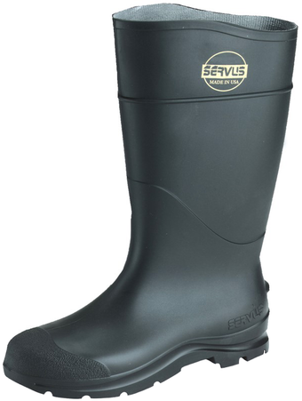 North Safety Servus CT Economy Steel Toe Safety Boots 18821