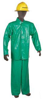 AcidBasic 512J Waist Length Jacket with Hood from Nasco