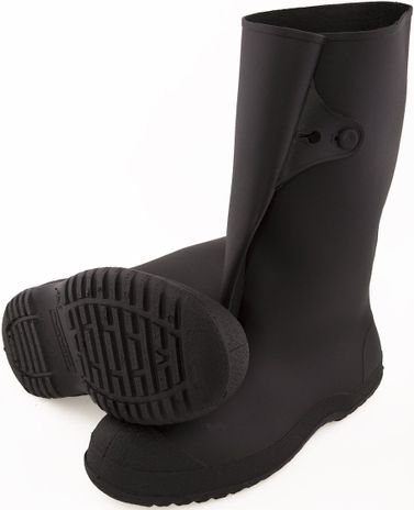 """Tingley 35141 Heavy Duty PVC Rubber Overboots - 14"""" Tall"""