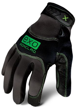 Ironclad Modern Utility Water Reistant Glove back