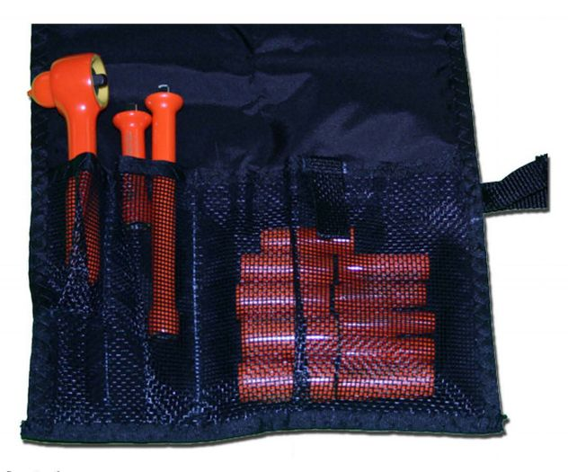 Cementex ISS14-14 Insulated Socket Set W/ Pouch, 14PC