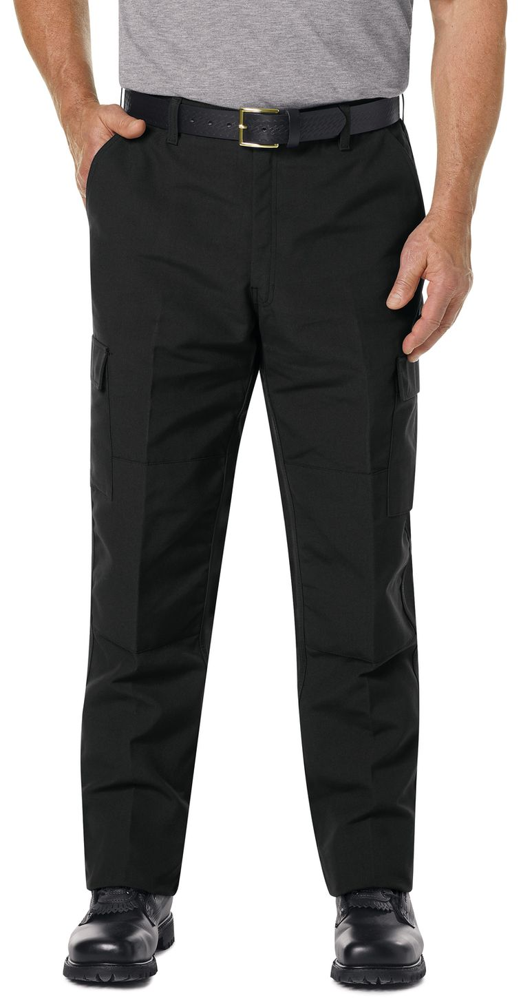 Workrite FR Cargo Pants FP70 Classic Rescue Black Example Front