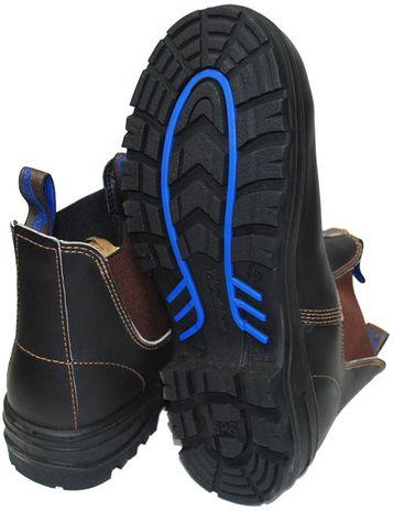 Blundstone 140 Steel Toe Work Boots - Sole View