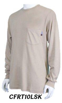 Cementex CFRT10LS 8.9Cal lndura® Ultra Soft® Long Sleeve T-Shirt