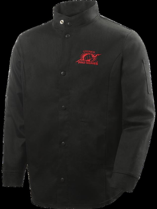 """Steiner Weldlite FR Jacket Pro-Series 30"""" 1160 Front"""