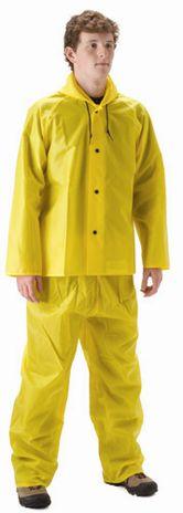 nasco worklite lightweight foodservice rain jacket