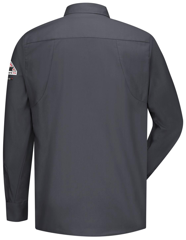 bulwark-fr-shirt-qs22-iq-series-comfort-woven-charcoal-back.jpg