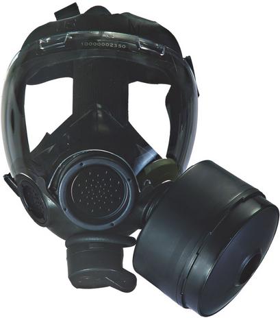 MSA Millennium CBRN/Riot Control Gas Mask