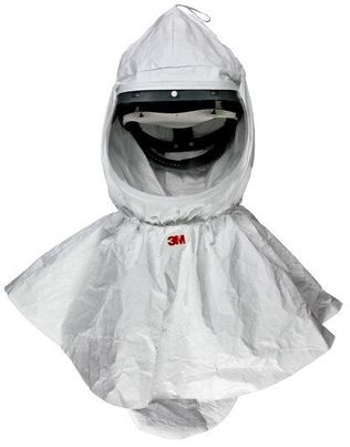 3M Hood H-410-10 with Collar Front