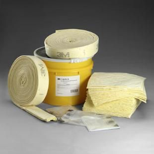 3M Chemical Sorbent Folded Spill Kit C-SKFL31