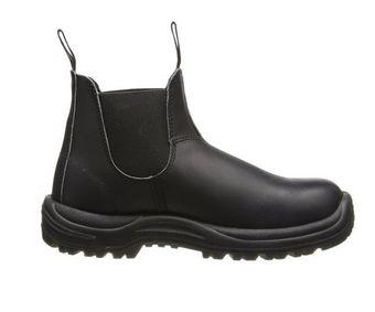 Blundstone 179 Puncture Resistant Slip-On Steel Toe Boots Side View