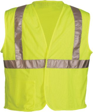OK-1 Economy Safety Vest A1L in Yellow