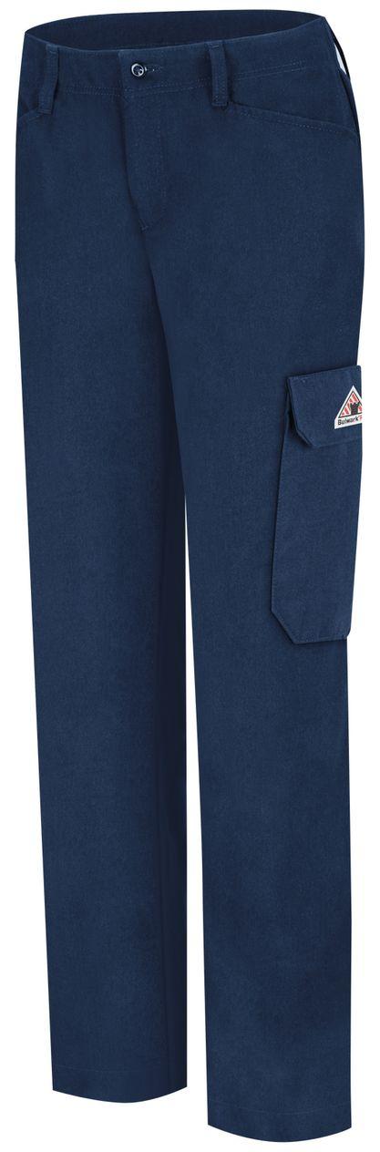 bulwark-fr-women-s-cargo-pants-pmu3-lightweight-navy-front.jpg