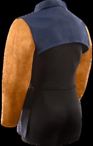 Steiner Weldlite Plus Leather Cape Sleeve 1262 Back