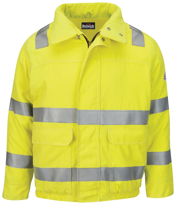 bulwark-fr-hi-visibility-jacket-jmj4-lightweight-insulated-bomber-yellow-green-front.jpg