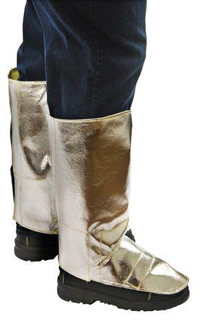Otterlayer aluminized leggings knee side detail LS2-ACF
