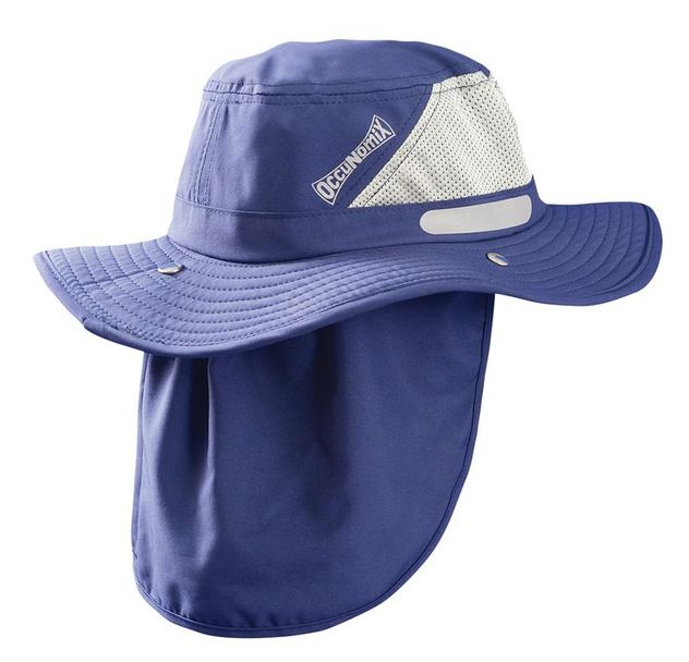 occunomix-td500-tuff-&-dry-wicking-and-cooling-hat-with-neck-shade-navy-front.jpg