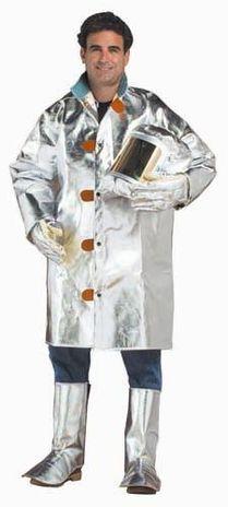 CPA 15 oz Aluminized Rayon 40 inch Coat