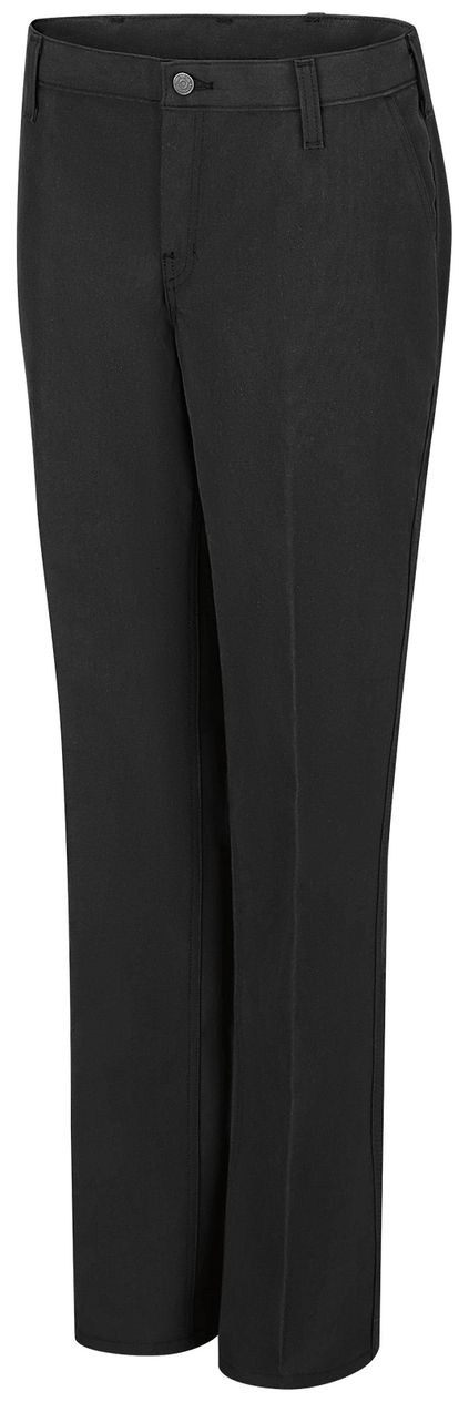 Workrite FR Women's Pants FP51 Classic Firefighter Black Front