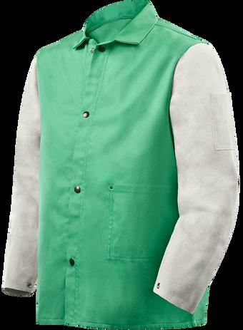 Steiner Weldlite Plus Leather Jacket 1230 Front