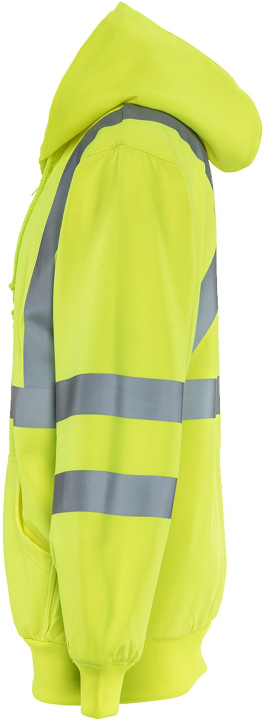 RefrigiWear 0484 HiVis Work Sweatshirt Left