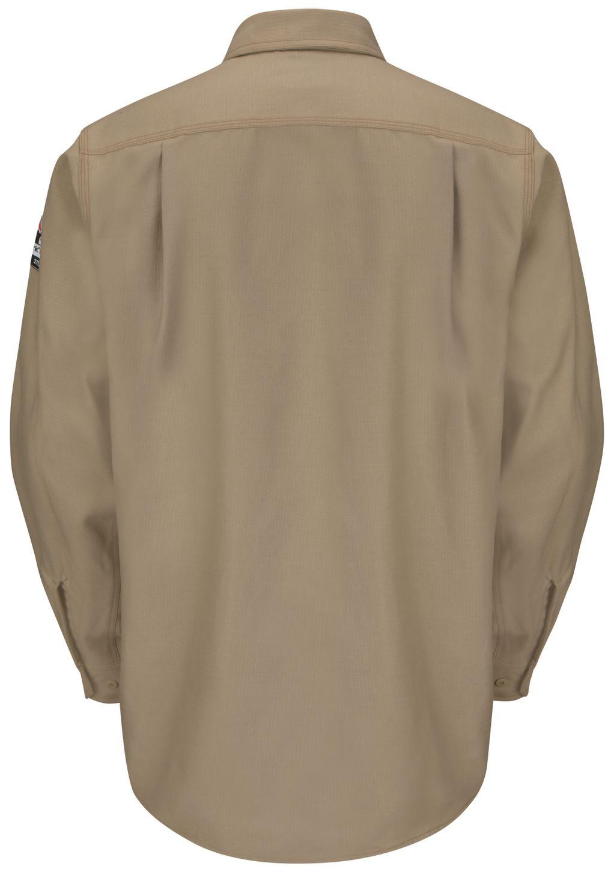bulwark-fr-shirt-qs42-iq-series-uniform-endurance-collection-khaki-back.jpg